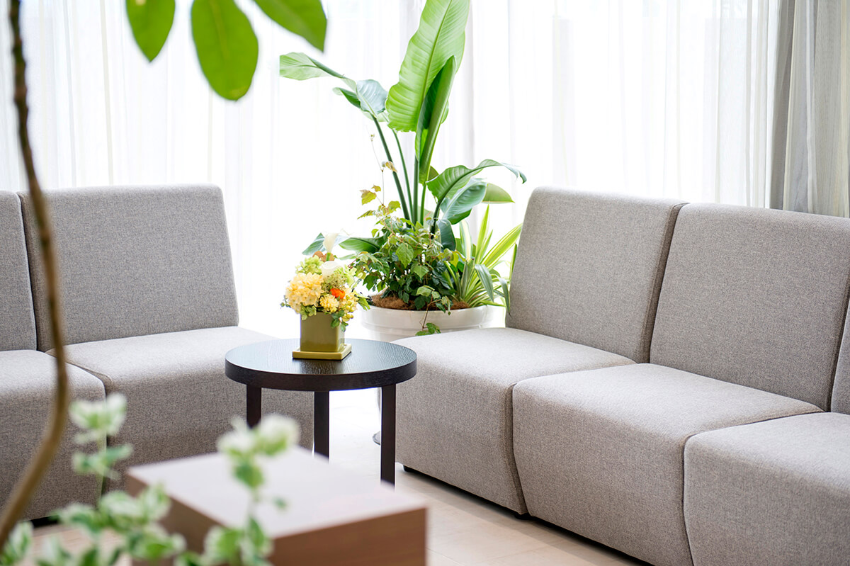 office green space 東武緑地株式会社 装飾事業部 plants arts